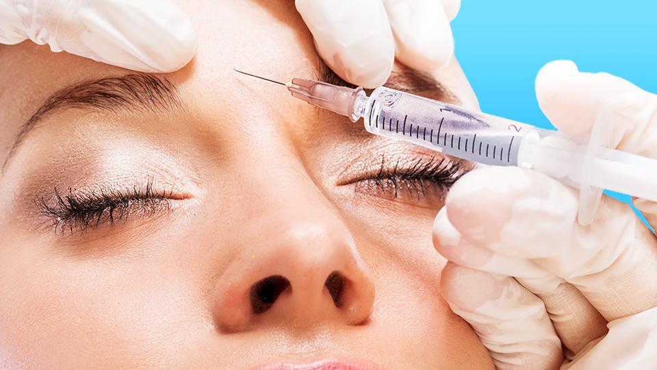 Botox kezeléssel a ráncok ellen