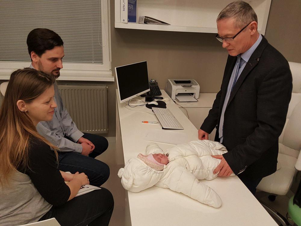 Dobóczy-Veres Kitti és dr. Novoth Béla, 2018.01.08.